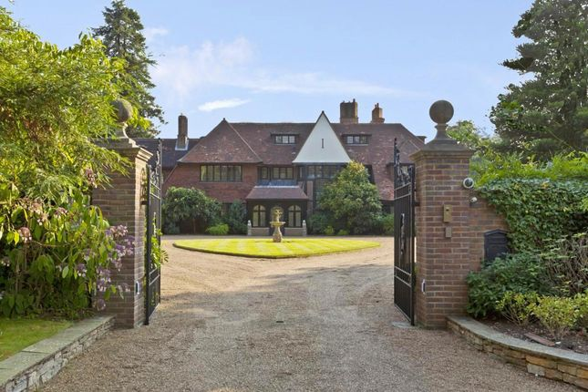 Thumbnail Property for sale in Horseshoe Ridge, St George's Hill, Weybridge, Surrey