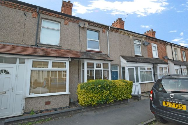 Thumbnail Terraced house to rent in Gladstone Street, Town Centre, Rugby, Warwickshire