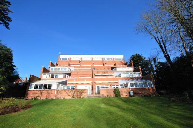 Thumbnail Flat for sale in 3 Warwick New Road, Leamington Spa, Warwickshire