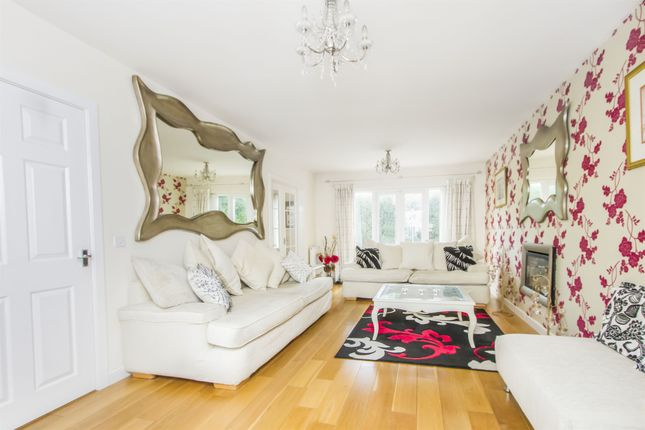 6 bed detached house for sale in Barons Close, Kirby Muxloe, Leicester