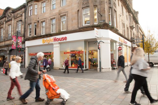 Thumbnail Retail premises for sale in High Street & King Edward Street, Perth
