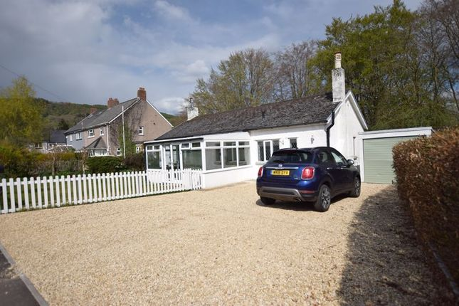 Thumbnail Detached bungalow for sale in Oak Tree Lane, Gilwern, Abergavenny