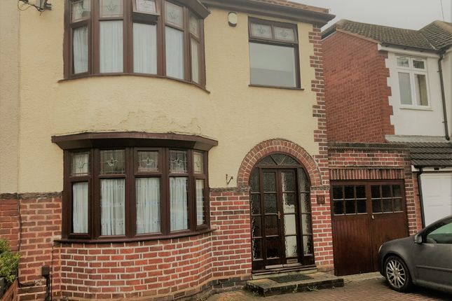 Thumbnail Semi-detached house to rent in Pennhouse Avenue, Penn