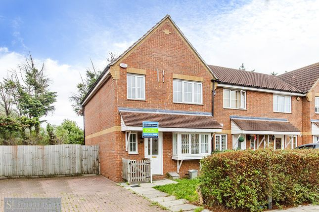 Thumbnail Property for sale in Vulcan Close, Beckton