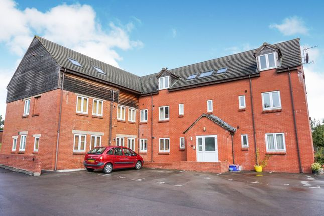 Thumbnail Flat for sale in 6 Lawrence Crescent, Caldicot
