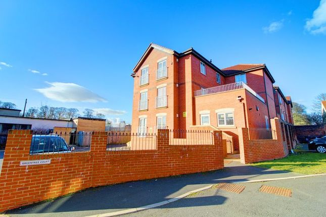 Thumbnail Flat to rent in Benwell Village, Newcastle Upon Tyne