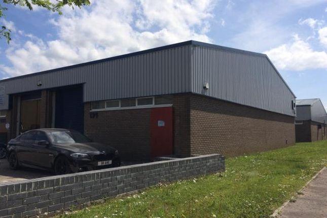 Thumbnail Industrial to let in Unit D1, Coedcae Lane Industrial Estate, Pontyclun, 9Hg, Pontyclun