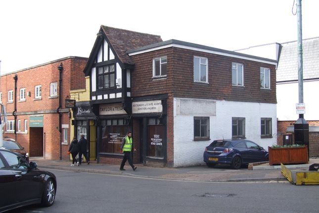 Thumbnail Office for sale in King Street, East Grinstead