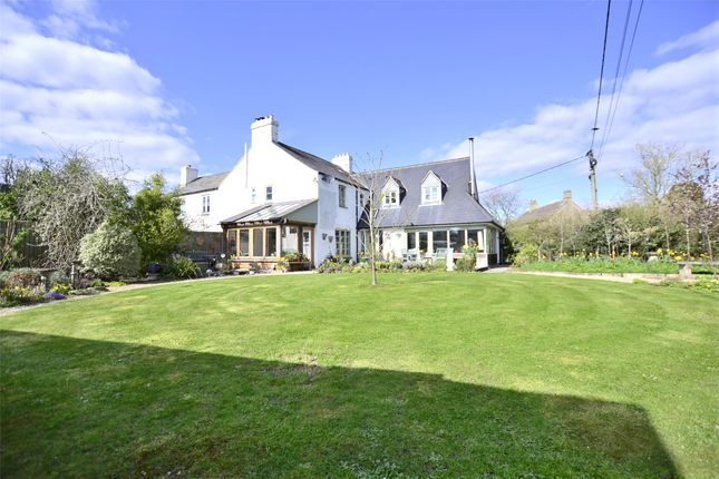 Thumbnail Semi-detached house for sale in The Green, Freeland, Witney, Oxon