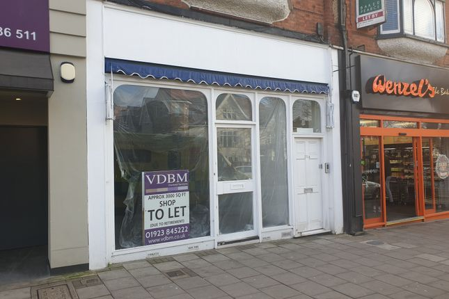Thumbnail Retail premises to let in Maxwell Road, Northwood