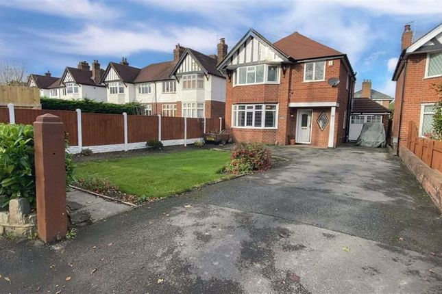 4 bed detached house for sale in Brookdale, Mold, Flintshire CH7
