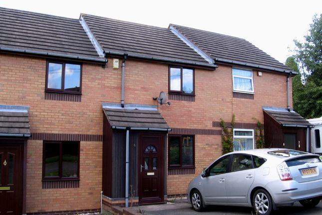 Thumbnail Terraced house to rent in Harris Terrace, Rock Road, Telford, Shropshire