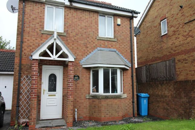 Thumbnail Detached house to rent in Thistle Way, Oldham