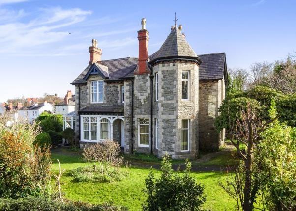 Thumbnail Detached house for sale in Lon Efelyn, Bangor, Gwynedd, .