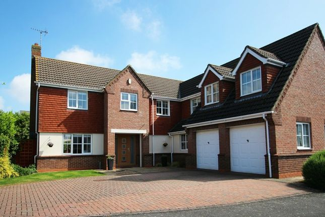 Thumbnail Detached house for sale in Clumber Drive, Spalding