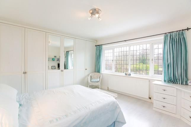 Master Bedroom of Brookledge Lane, Adlington, Macclesfield, Cheshire SK10