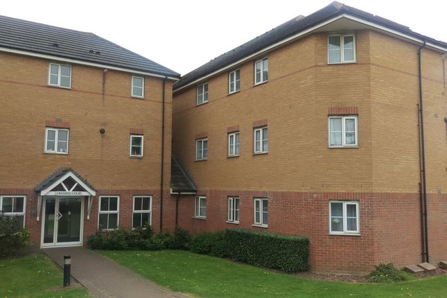 Thumbnail Flat to rent in Field Mead, Colindale