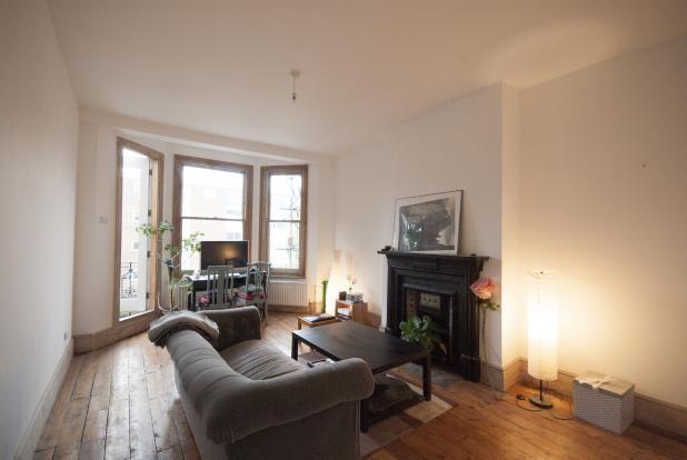 Thumbnail Maisonette to rent in A Tollington Park, London, London