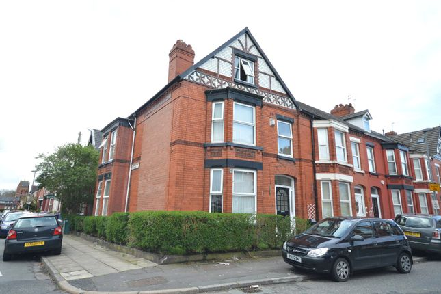 Thumbnail End terrace house for sale in Garmoyle Road, Wavertree, Liverpool