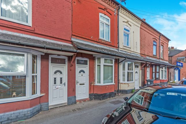 3 bed terraced house for sale in Endicott Road, Aston, Birmingham