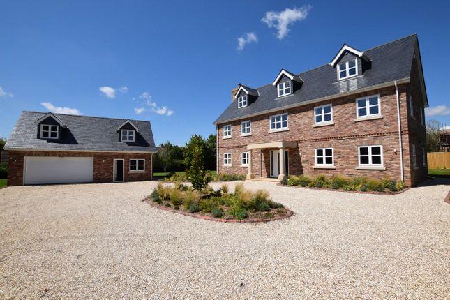 Thumbnail Detached house for sale in Ebford Lane, Ebford, Devon