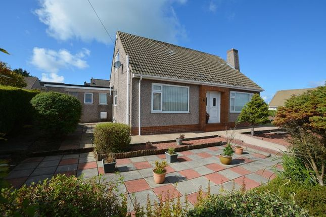 Thumbnail Detached bungalow for sale in Eden Drive, Moresby Parks, Whitehaven