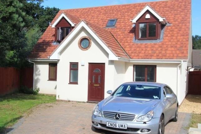 Thumbnail Detached house for sale in Old Newport Road, Old St Mellons, Cardiff