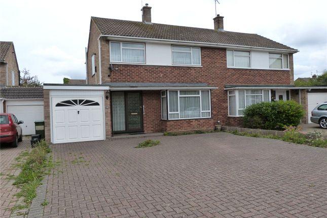 Thumbnail Semi-detached house to rent in Clifton Road, Wokingham, Berkshire
