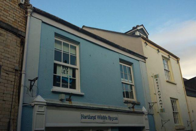 Thumbnail Flat to rent in Cooper Street, Bideford, Devon