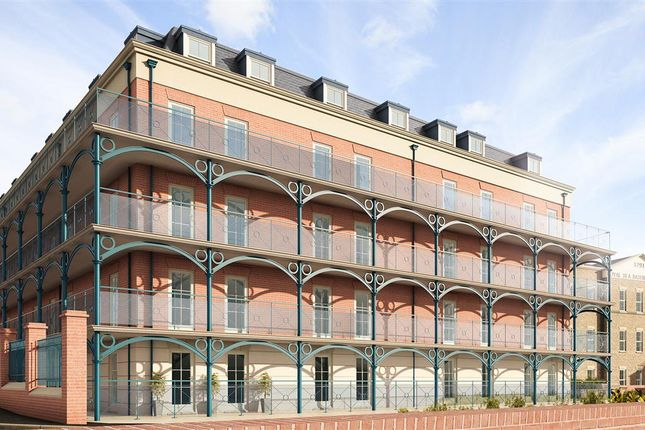 Thumbnail Flat to rent in Charlotte Court The Royal Seabathing, Canterbury Road, Westbrooke