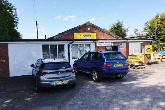 Thumbnail Retail premises for sale in Love Lane, Wem, Shrewsbury