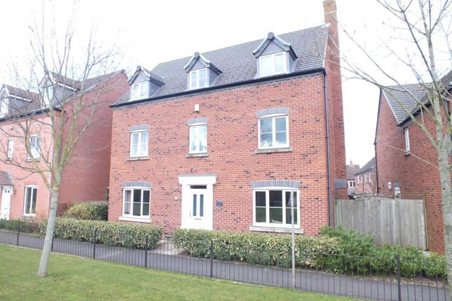Thumbnail Detached house for sale in Falkland Road, Lichfield