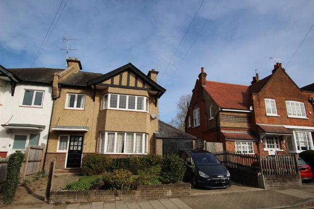 Thumbnail Semi-detached house to rent in Cecil Park, Pinner