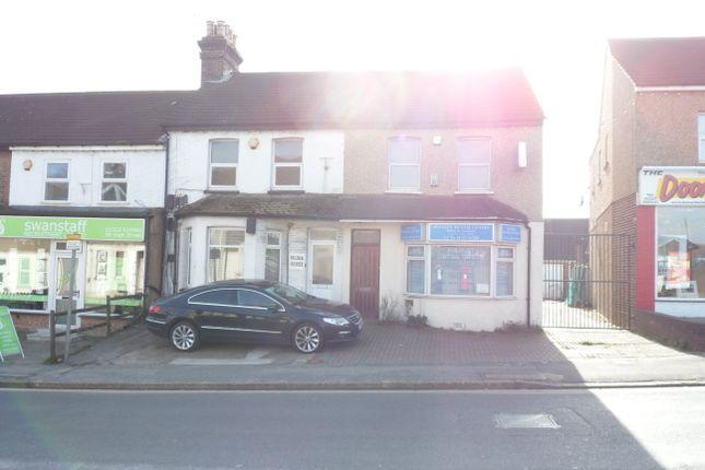 Retail premises to let in High Street, Swanley