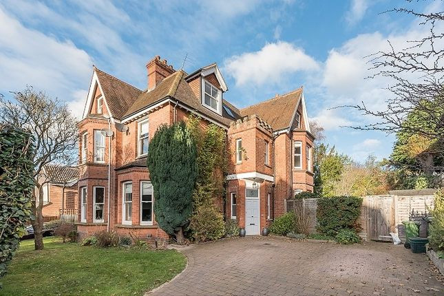 Thumbnail Semi-detached house to rent in Grosvenor Road, St.Albans