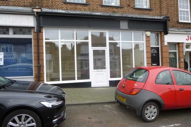 Thumbnail Commercial property to let in Front Street, Monkseaton, Whitley Bay
