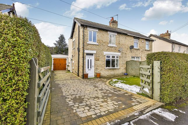 Thumbnail Semi-detached house for sale in The Crescent, Rowlands Gill