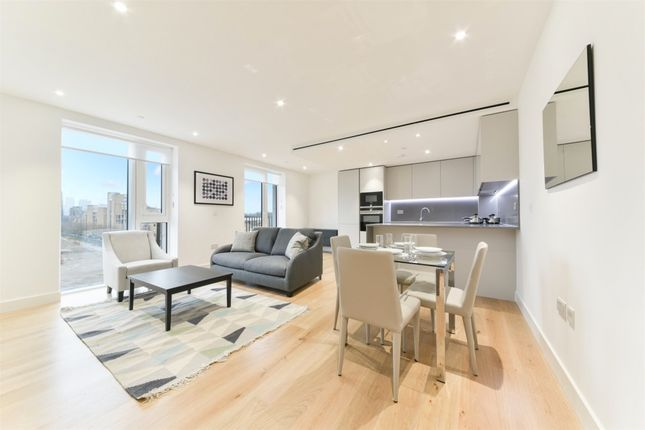 1 bed flat for sale in Ariel House, 144 Vaughan Way, London E1W