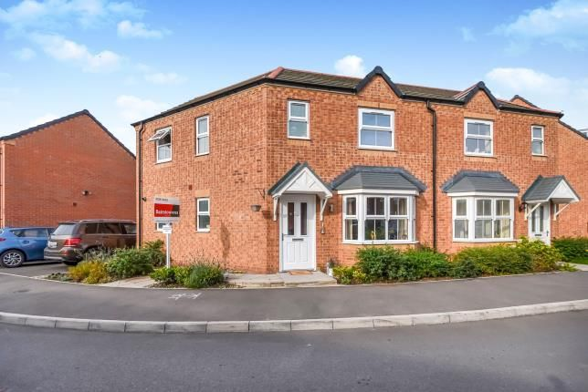 Thumbnail Semi-detached house for sale in Northumberland Way, Walsall