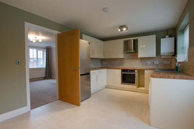 Thumbnail Terraced house to rent in 4 Exelby Court, Acomb, York