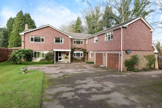 Thumbnail Detached house to rent in Hopgarden Lane, Sevenoaks