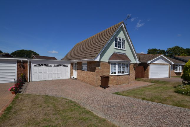 Thumbnail Detached bungalow to rent in Effingham Drive, Bexhill On Sea