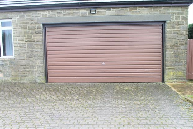 Double Garage of High Stoop, Tow Law, County Durham. DL13
