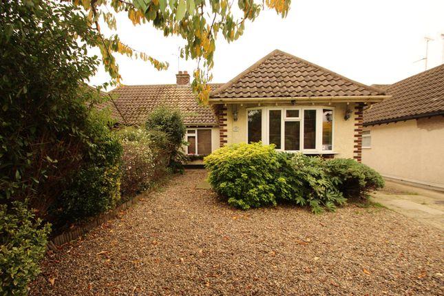 Thumbnail Semi-detached bungalow for sale in London Road, Benfleet