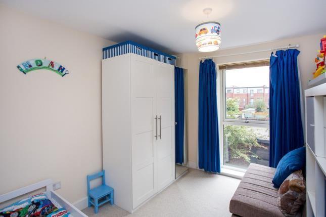 Bedroom Two of John Thornycroft Road, Woolston, Southampton SO19