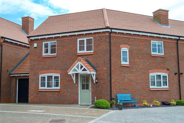 Thumbnail Semi-detached house for sale in Sampson Close, Chorley