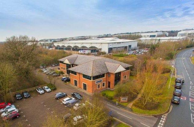 Thumbnail Office for sale in Woodside House, Osier Drive, Sherwood Park, Nottingham