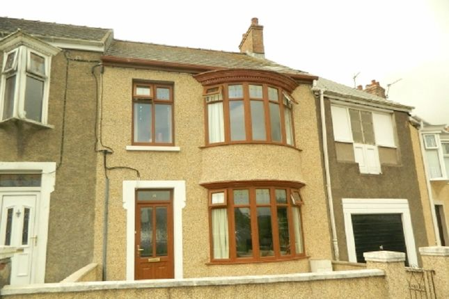Thumbnail Terraced house to rent in Stratford Road, Milford Haven