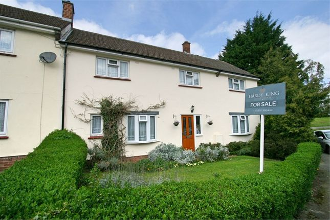 Thumbnail End terrace house for sale in Church Road, Kelvedon, Colchester, Essex