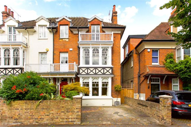 Thumbnail Semi-detached house for sale in Alma Road, Windsor, Berkshire